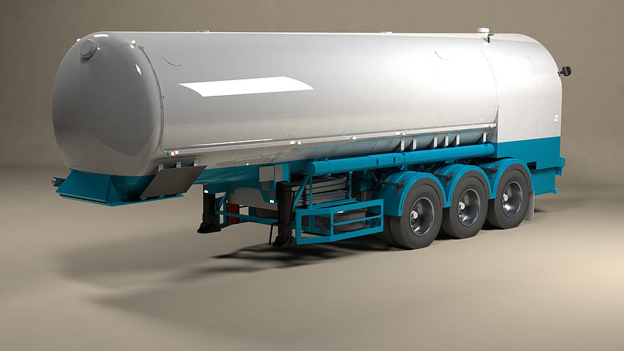 Cryogenic Road Tanker