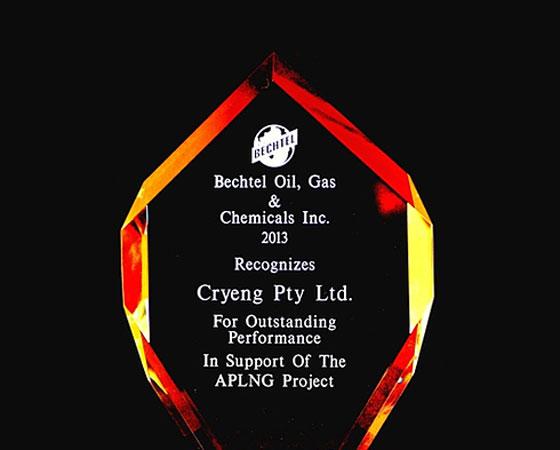 Bechtel Award