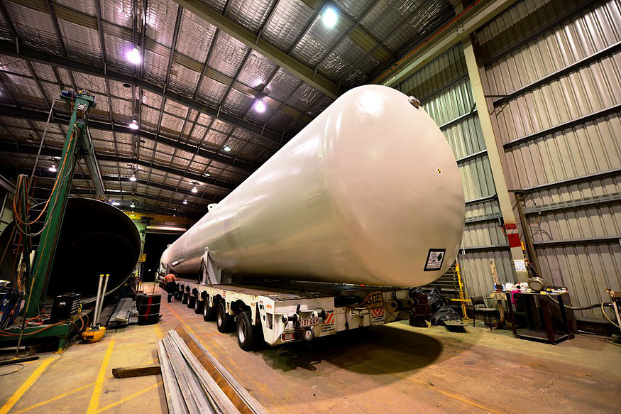 Cryogenic Storage Tanks Australia