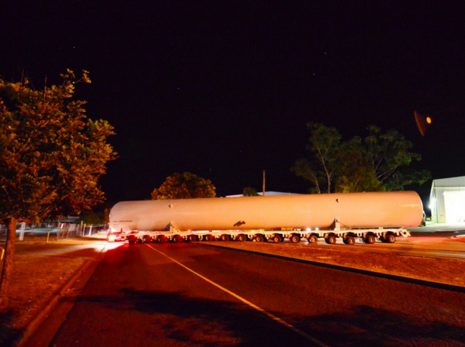 Australia cryogenic tanks